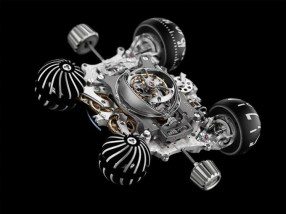 MB&F Horological Machine N°6 Final Edition - SIHH 2019