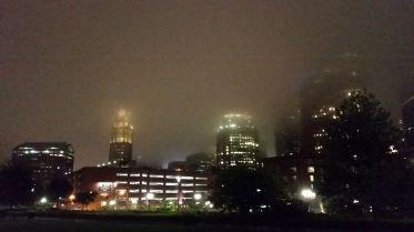rainy weather in boston