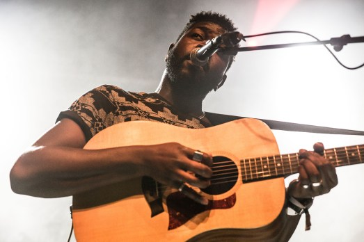 Jake Isaac auf dem »Way Back When« Festival