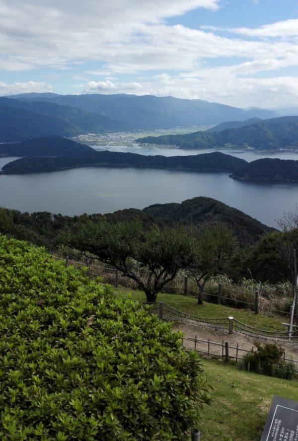 三方五湖の絶景
