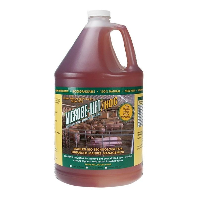 Microbe-Lift / Hog 1 Gallon