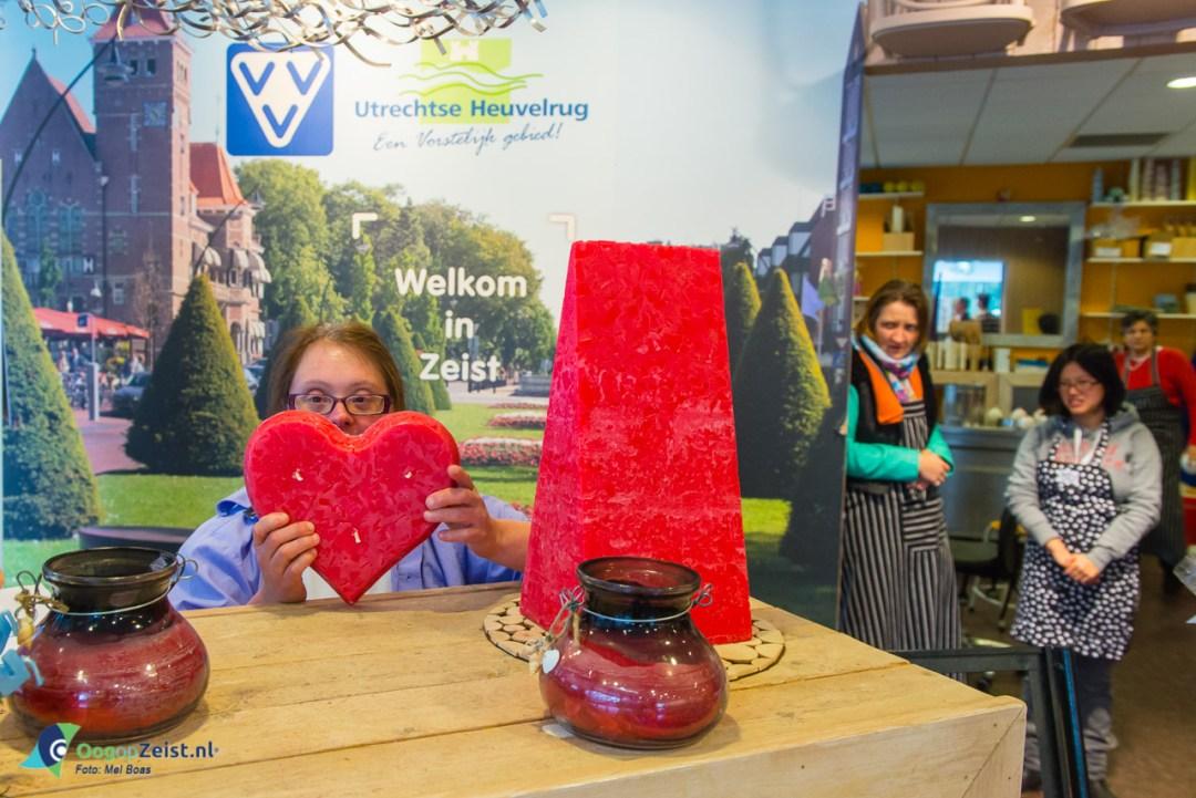 Kaarsenatelier Walkart speciaal cadeaus van speciale mensen.