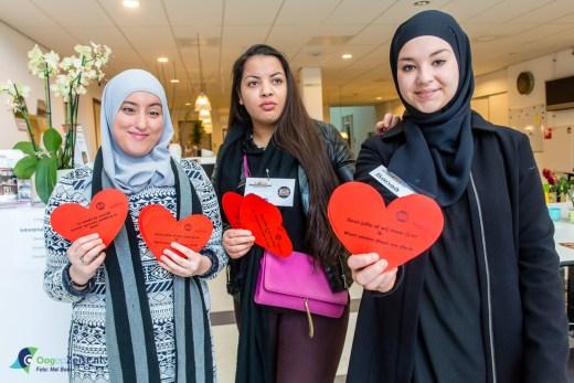 MeanderOmnium Young Leaders komen met een duidelijke boodschap op valentijnsdag
