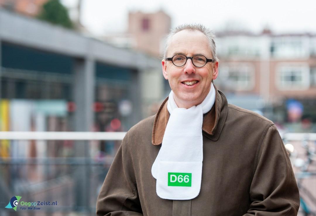 Michel Groothuizen D66 Kandidaat voor de provinciale staten van Utrecht