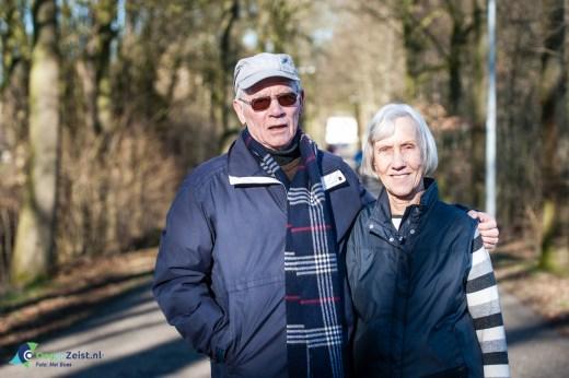 Samen genieten van een wandeling op de Blikkenburgerweg