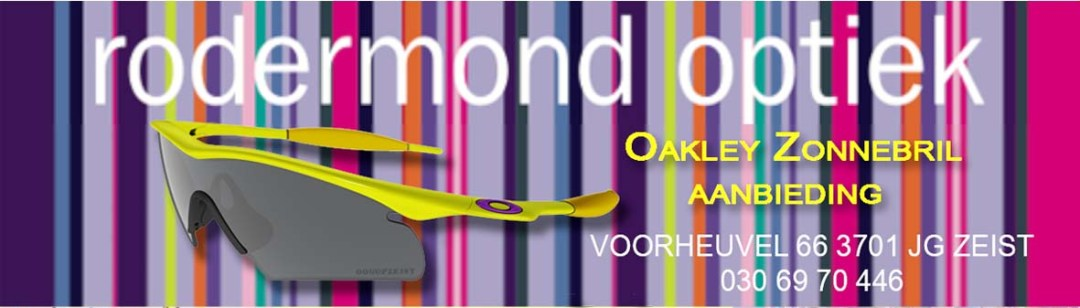 De Oakley Tour de France aanbieding