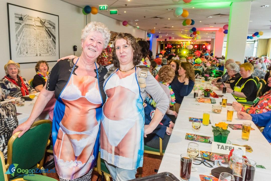 42ste Seniorencarnaval in Hotel Theater van de FECC weer groot succes