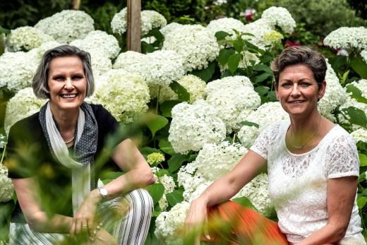 Saskia Koen en Marianne Kleisma