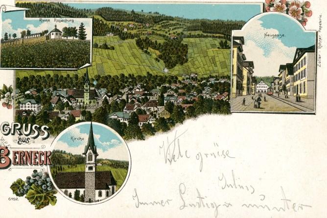 Berneck, 1912