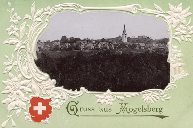 Mogelsberg vor 1907