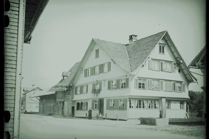 Haus zum Hirschen