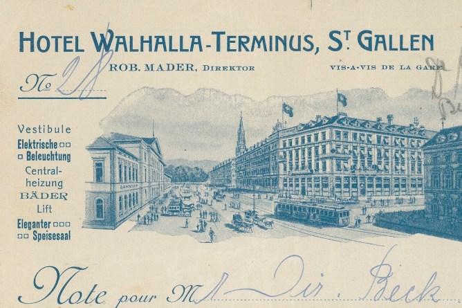 Walhalla St.Gallen