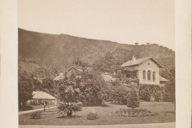 Gaertnerhaus der Villa Wenner