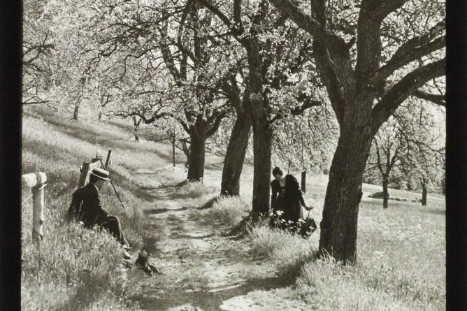Fruehling, ca. 1918-1920