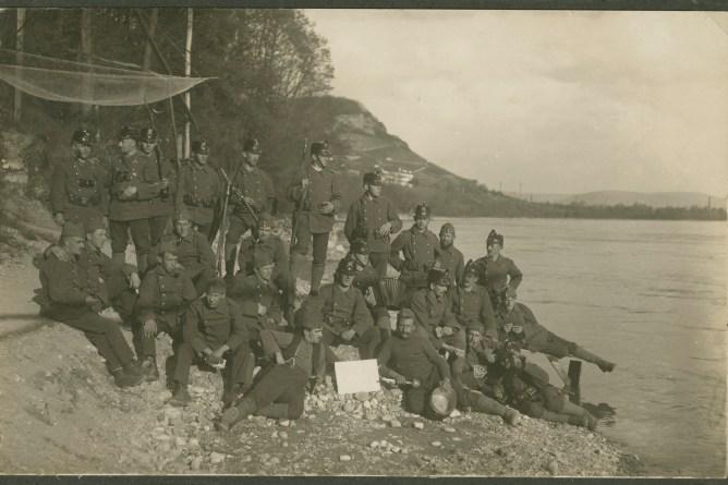 Grenzwache 1918