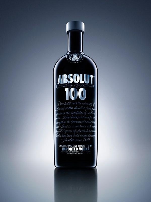 Absolut Black Vodka