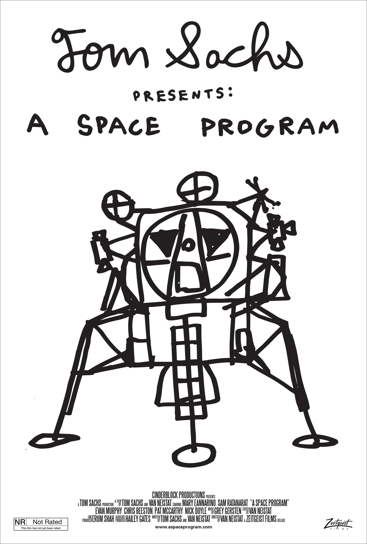 A Space Program :: Zeitgeist Films