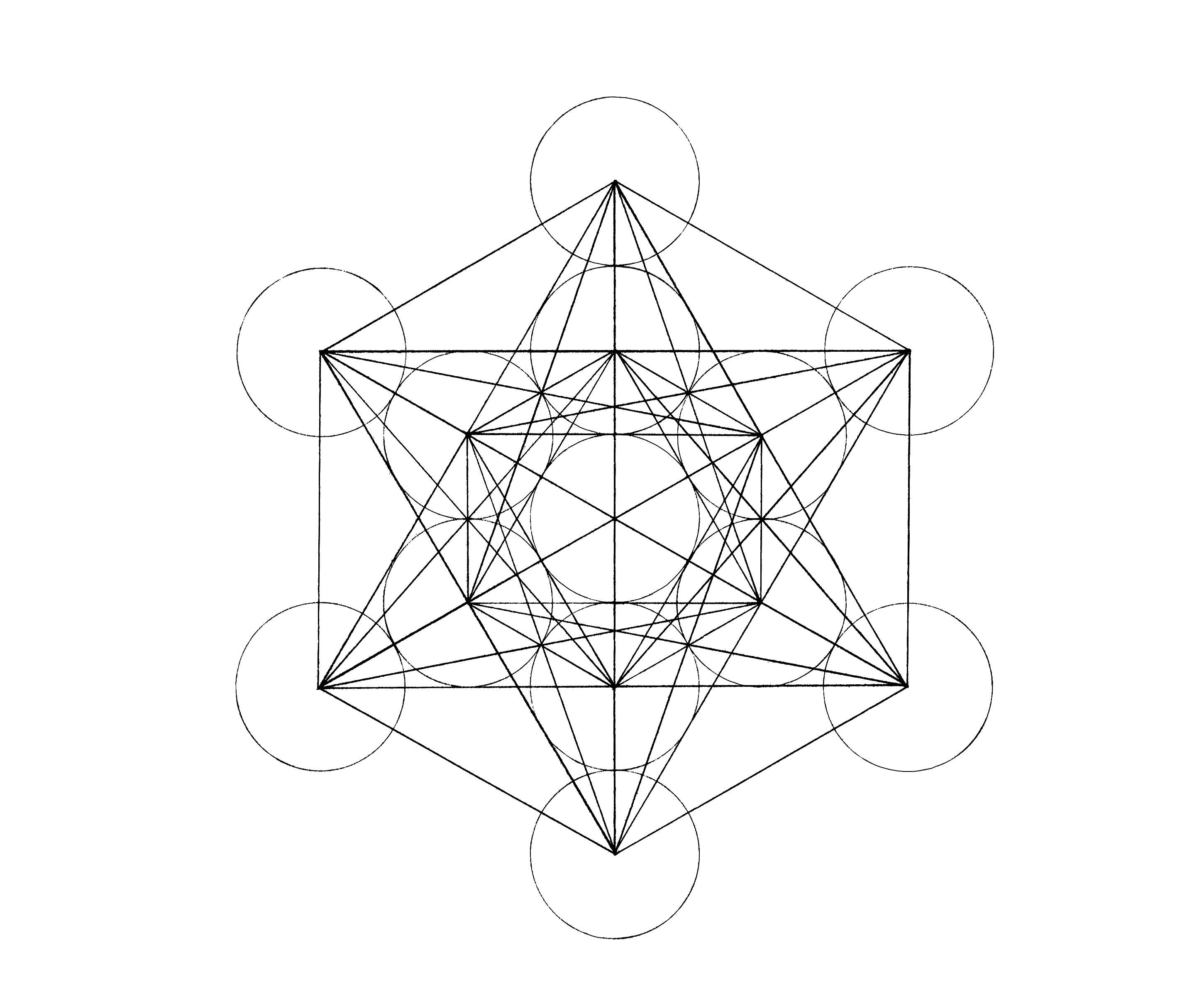 Sacred Geometry, The Secret Language.