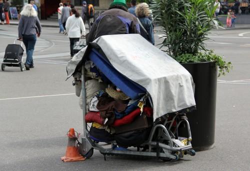 Kofferkuli-Marcel