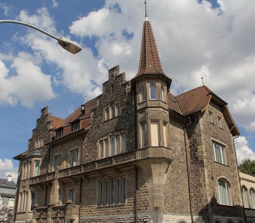 Neogotische Villa