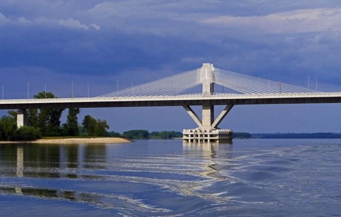 Baustopp bei der Neuen Donaubrücke in Linz: Stadtregierung und Baufirmen verärgert