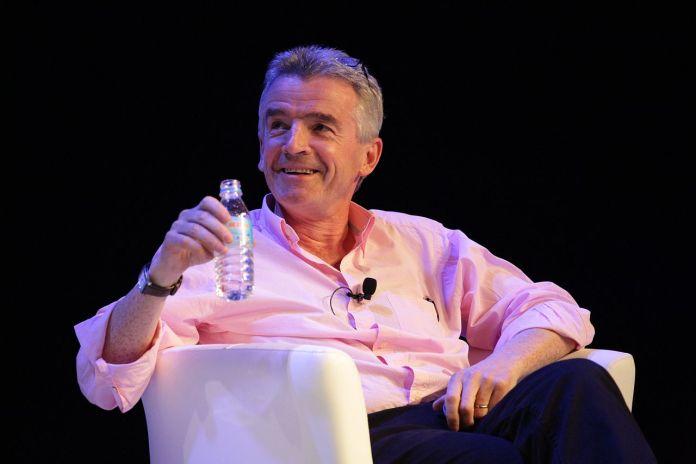 Fette Prämie für Ryanair-Boss trotzKrise