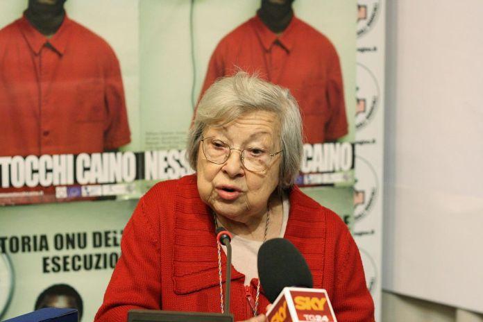 Lidia Menapace verstorben
