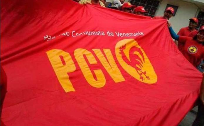 Kommunistische Weltbewegung solidarisch mit KP Venezuelas