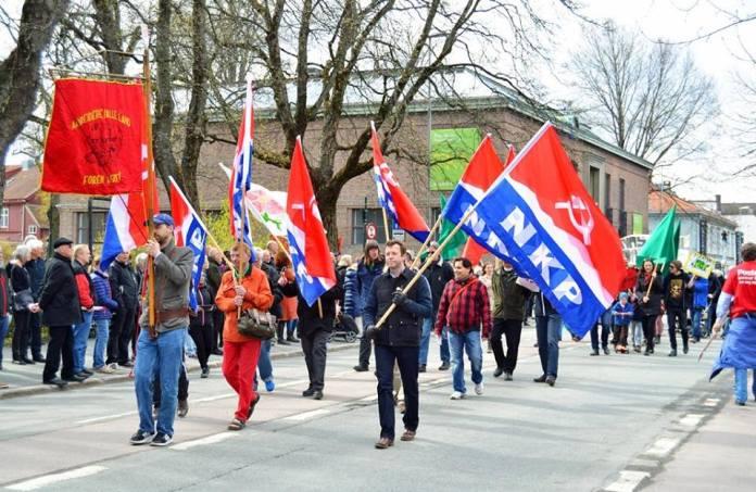 Hürden für Wahlteilnahme der KP Norwegens
