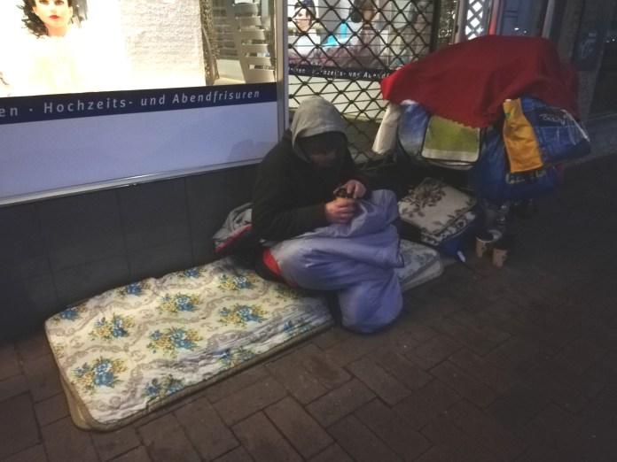 Salzburger Obdachlosenzahlen vor massivem Anstieg