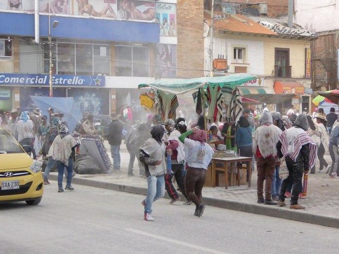 Mehr als ein Monat Generalstreik in Kolumbien