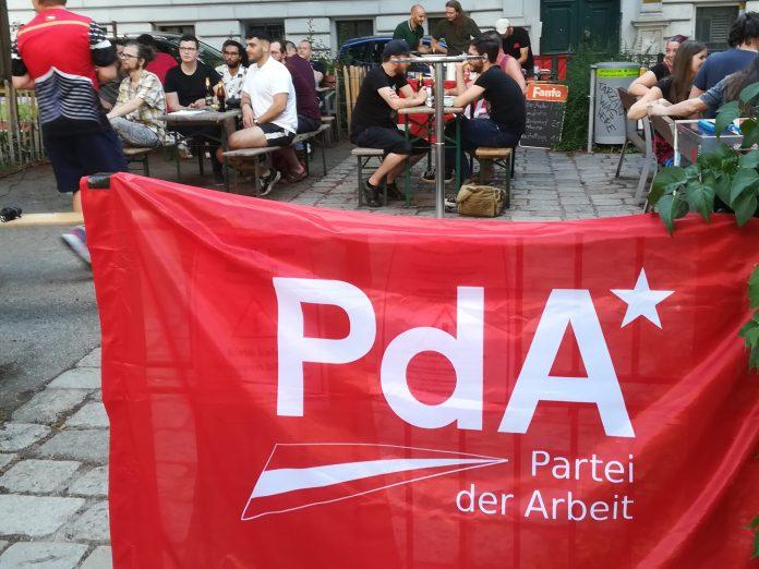 Sommerfest der PdA inWien