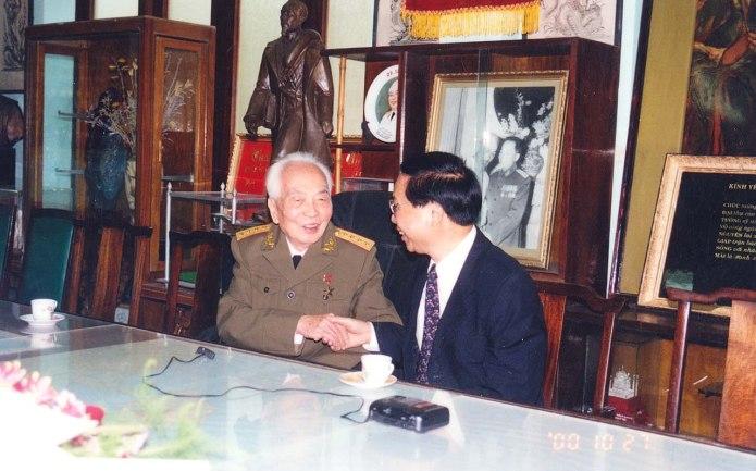 Zum 110. Geburtstag von General Võ Nguyên Giáp