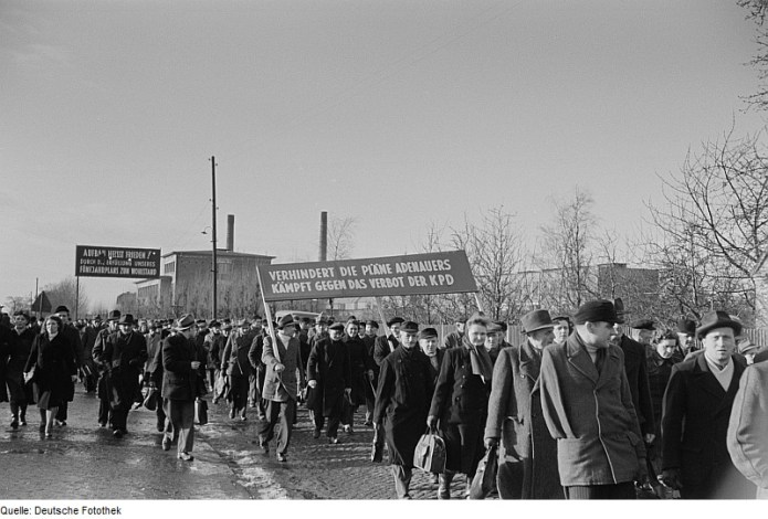 Vor 65 Jahren: Verbot derKPD