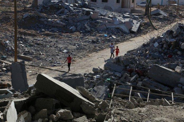 Schüsse auf Demonstranten im Gazastreifen