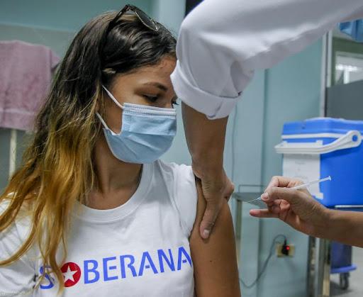 Kuba weltweit führend bei Covid-19-Impfungen