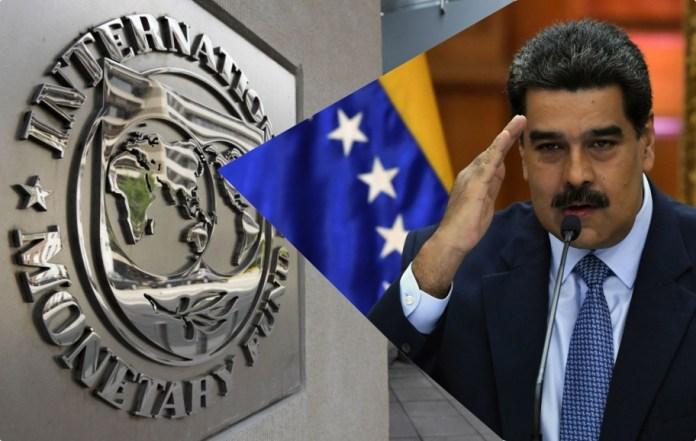 Venezuela: Maduro-Regierung dockt am IWFan