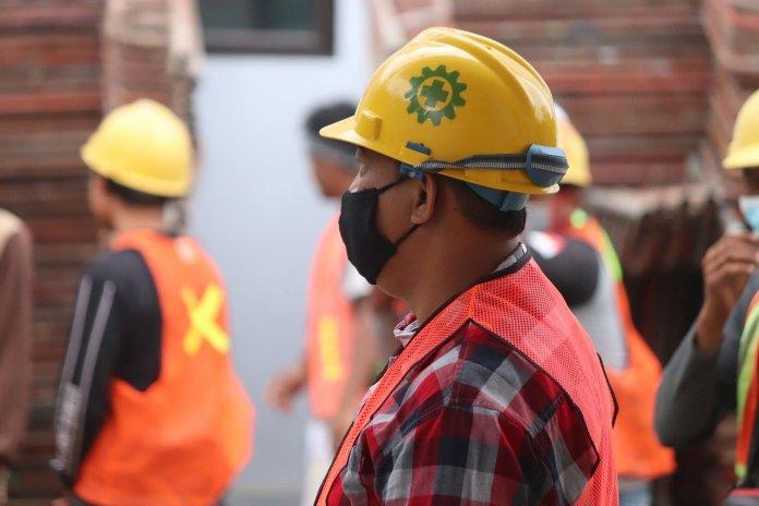 Polizeigewalt gegen streikende Bauarbeiter in Mexiko