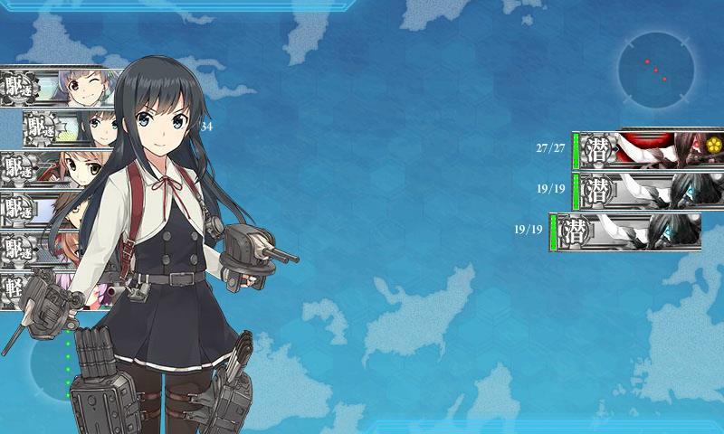 対潜先制爆雷攻撃を活用しよう | ぜかましねっと艦これ!