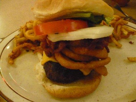 Mister Steerburger, photo by Ed Hawco