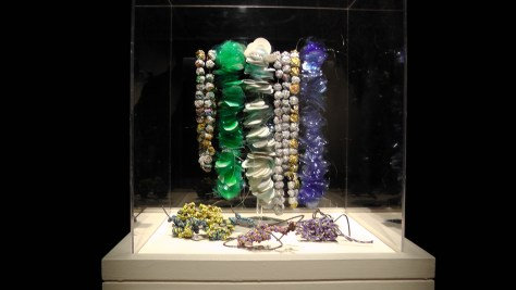 Necklaces and Scultpures by Arlette Vermeiren Zucoli