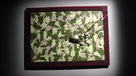Camouflage Armé by Diane Dubeau