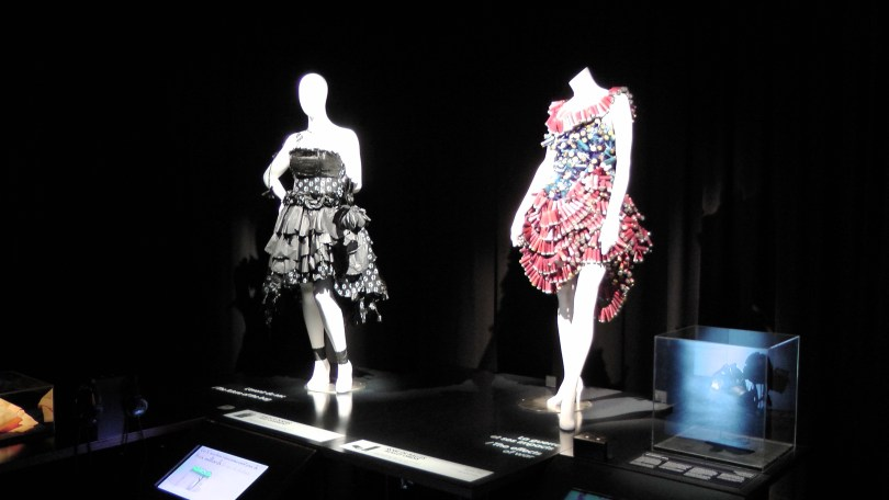 Bag Garment By Mélanie Casavant and Bullet Dress By Geneviève Dumas and Geneviève Flageol