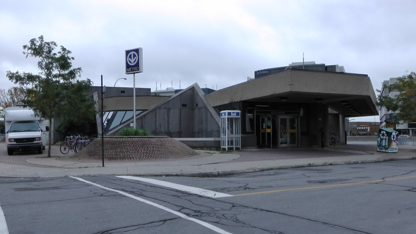 Metro de la Savane (de Sorel & Decarie)