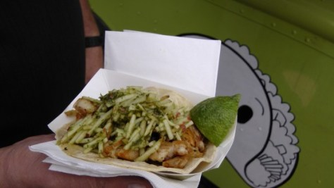 Pork Taco from Gruman 78.