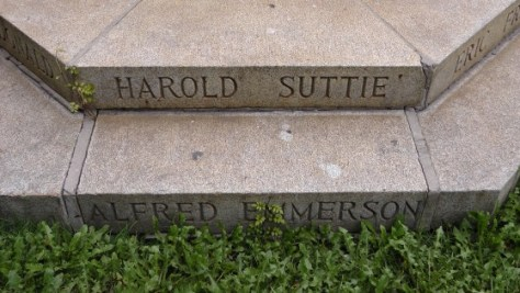 Harold Suttie and Alfred Emmerson