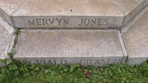 Mervyn Jones and Reginald Fraser