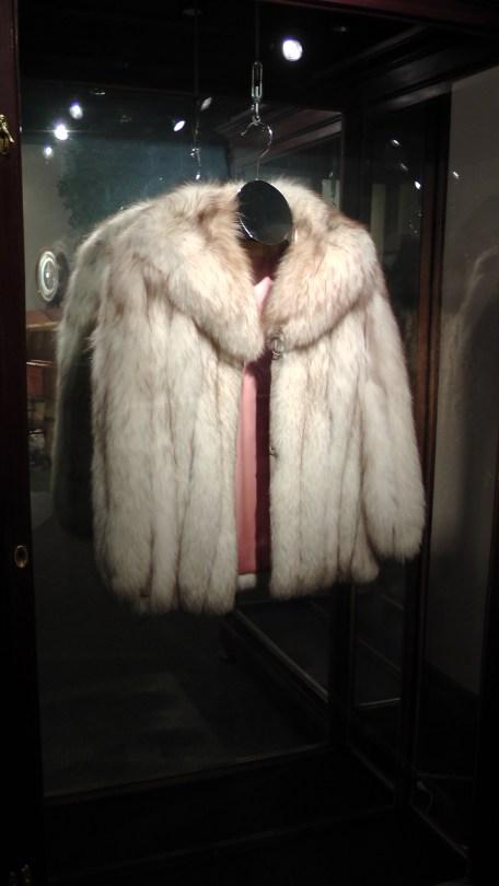 Not a beaver coat. (Maybe fox?)