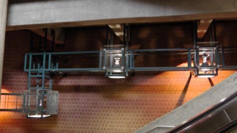 More industrial light fixtures.