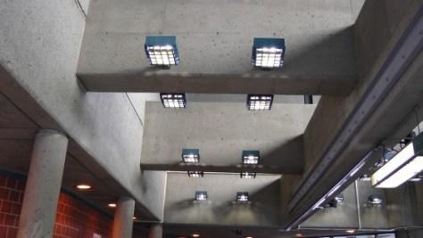 Semi-Industrial Light Fixtures.